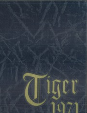 1971 Edition, Auburn High School - Tiger Yearbook (Auburn, AL)