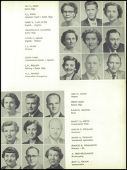 Page 11, 1955 Edition, Oxford High School - Yellow Jacket Yearbook (Oxford, AL) online yearbook collection