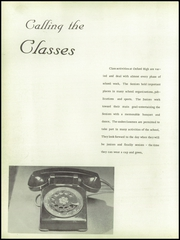 Page 12, 1955 Edition, Oxford High School - Yellow Jacket Yearbook (Oxford, AL) online yearbook collection