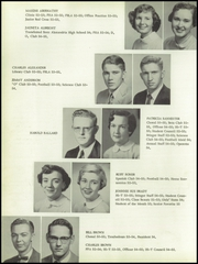 Page 14, 1955 Edition, Oxford High School - Yellow Jacket Yearbook (Oxford, AL) online yearbook collection