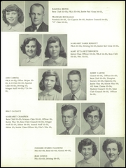 Page 15, 1955 Edition, Oxford High School - Yellow Jacket Yearbook (Oxford, AL) online yearbook collection