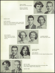 Page 16, 1955 Edition, Oxford High School - Yellow Jacket Yearbook (Oxford, AL) online yearbook collection