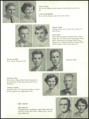 Page 17, 1955 Edition, Oxford High School - Yellow Jacket Yearbook (Oxford, AL) online yearbook collection