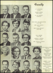 Page 10, 1956 Edition, Oxford High School - Yellow Jacket Yearbook (Oxford, AL) online yearbook collection