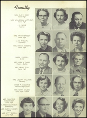 Page 11, 1956 Edition, Oxford High School - Yellow Jacket Yearbook (Oxford, AL) online yearbook collection