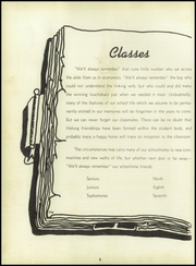 Page 12, 1956 Edition, Oxford High School - Yellow Jacket Yearbook (Oxford, AL) online yearbook collection
