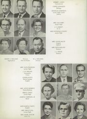 Page 12, 1958 Edition, Oxford High School - Yellow Jacket Yearbook (Oxford, AL) online yearbook collection