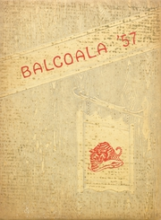 Page 1, 1957 Edition, Baldwin County High School - Balcoala Yearbook (Bay Minette, AL) online yearbook collection