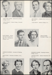 Page 15, 1957 Edition, Baldwin County High School - Balcoala Yearbook (Bay Minette, AL) online yearbook collection