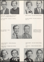 Page 16, 1957 Edition, Baldwin County High School - Balcoala Yearbook (Bay Minette, AL) online yearbook collection