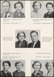 Page 17, 1957 Edition, Baldwin County High School - Balcoala Yearbook (Bay Minette, AL) online yearbook collection