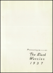 Page 5, 1937 Edition, Tuscaloosa High School - Black Warrior Yearbook (Tuscaloosa, AL) online yearbook collection