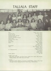 Page 11, 1946 Edition, Talladega High School - Tallala Yearbook (Talladega, AL) online yearbook collection