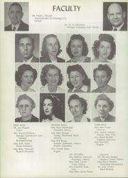 Page 12, 1946 Edition, Talladega High School - Tallala Yearbook (Talladega, AL) online yearbook collection