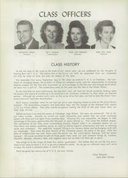 Page 14, 1946 Edition, Talladega High School - Tallala Yearbook (Talladega, AL) online yearbook collection