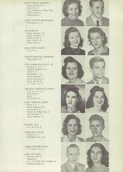 Page 15, 1946 Edition, Talladega High School - Tallala Yearbook (Talladega, AL) online yearbook collection