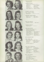 Page 16, 1946 Edition, Talladega High School - Tallala Yearbook (Talladega, AL) online yearbook collection