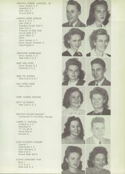 Page 17, 1946 Edition, Talladega High School - Tallala Yearbook (Talladega, AL) online yearbook collection