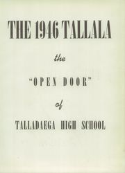 Page 7, 1946 Edition, Talladega High School - Tallala Yearbook (Talladega, AL) online yearbook collection