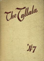 Talladega High School - Tallala Yearbook (Talladega, AL) online yearbook collection, 1947 Edition, Page 1