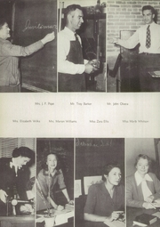 Page 14, 1947 Edition, Talladega High School - Tallala Yearbook (Talladega, AL) online yearbook collection
