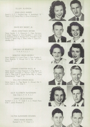 Page 17, 1947 Edition, Talladega High School - Tallala Yearbook (Talladega, AL) online yearbook collection