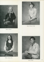 Talladega High School - Tallala Yearbook (Talladega, AL) online yearbook collection, 1972 Edition, Page 51