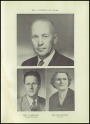 Page 13, 1952 Edition, Tuscaloosa County High School - Tuscohi Yearbook (Northport, AL) online yearbook collection