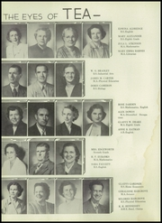 Page 14, 1952 Edition, Tuscaloosa County High School - Tuscohi Yearbook (Northport, AL) online yearbook collection