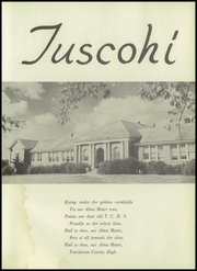 Page 7, 1952 Edition, Tuscaloosa County High School - Tuscohi Yearbook (Northport, AL) online yearbook collection