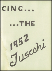 Page 9, 1952 Edition, Tuscaloosa County High School - Tuscohi Yearbook (Northport, AL) online yearbook collection