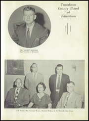 Page 11, 1957 Edition, Tuscaloosa County High School - Tuscohi Yearbook (Northport, AL) online yearbook collection