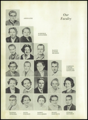 Page 12, 1957 Edition, Tuscaloosa County High School - Tuscohi Yearbook (Northport, AL) online yearbook collection