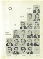 Page 13, 1957 Edition, Tuscaloosa County High School - Tuscohi Yearbook (Northport, AL) online yearbook collection