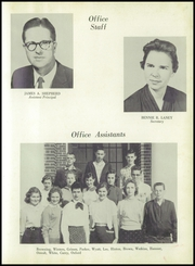Page 9, 1957 Edition, Tuscaloosa County High School - Tuscohi Yearbook (Northport, AL) online yearbook collection