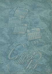 1955 Edition, Coffee High School - Coffee Pot Yearbook (Florence, AL)
