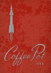 1959 Edition, Coffee High School - Coffee Pot Yearbook (Florence, AL)