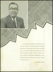 Page 6, 1959 Edition, Thompson High School - Warrior Yearbook (Alabaster, AL) online yearbook collection