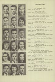 Page 10, 1949 Edition, Ramsay High School - Rams Horn Yearbook (Birmingham, AL) online yearbook collection