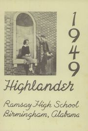 Page 5, 1949 Edition, Ramsay High School - Rams Horn Yearbook (Birmingham, AL) online yearbook collection