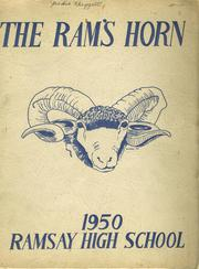 1950 Edition, Ramsay High School - Rams Horn Yearbook (Birmingham, AL)