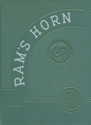 1951 Edition, Ramsay High School - Rams Horn Yearbook (Birmingham, AL)
