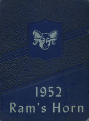 1952 Edition, Ramsay High School - Rams Horn Yearbook (Birmingham, AL)