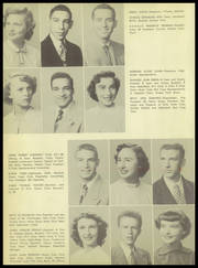 Page 16, 1952 Edition, Ramsay High School - Rams Horn Yearbook (Birmingham, AL) online yearbook collection