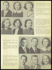 Page 17, 1952 Edition, Ramsay High School - Rams Horn Yearbook (Birmingham, AL) online yearbook collection