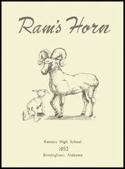 Page 7, 1952 Edition, Ramsay High School - Rams Horn Yearbook (Birmingham, AL) online yearbook collection