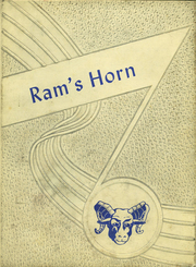 Ramsay High School - Rams Horn Yearbook (Birmingham, AL) online yearbook collection, 1953 Edition, Page 1