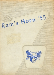 1955 Edition, Ramsay High School - Rams Horn Yearbook (Birmingham, AL)