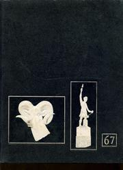 1967 Edition, Ramsay High School - Rams Horn Yearbook (Birmingham, AL)