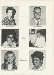 Page 13, 1974 Edition, Ramsay High School - Rams Horn Yearbook (Birmingham, AL) online yearbook collection